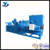 Fabrik-goldenes Lieferanten-Altmetall-hydraulische Ballenpresse für den Export