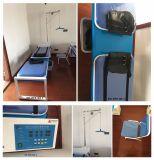 Physiotherapie-Geräten-lumbales Zugkraft-Bett