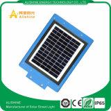 Alle in einem hohen des Lumen-5W integrierten LED SolarstraßenlaterneBewegungs-des Fühler-
