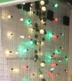 屋外またはIndoorchildren部屋の装飾的なWindows LEDロープストリングライト