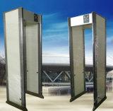 Metalldetektor-Karosserien-Scanner-Gatter des Durchlauf-33zones
