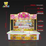 Cabina del juego del carnaval