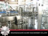 Máquina carbónica auto de la bebida para completar las botellas de cristal