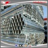 L'estremità di En39/En10255/BS1387 ha filettato i tubi d'acciaio saldati galvanizzati del TUFFO caldo