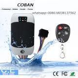人間の特徴をもつAPPの警報システムを持つ装置GPS303 Coban GPS車の追跡者を追跡する防水GPS車