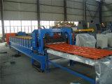 Rolo de aço vitrificado onda da telha que dá forma à maquinaria do forjamento do metal