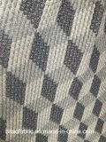 Tela que hace tictac de enfriamiento del colchón del hilado del tacto del color