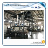 Hte PVC Twin Screw Pelletizing Extruder Line
