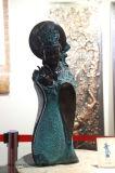 Stalwart медной статуи