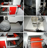 Saco macio automático do punho de Ruian Xinye que faz a máquina