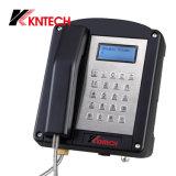 Edelstahl Schwer-Aufgabe Explosion Protection Telefone für Tunnel /Mine Knex1