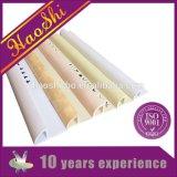 둥근 모양 대리석 PVC 도와 손질