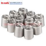 Fabricant en gros d'un composant hélicoïdal en acier inoxydable pour métal