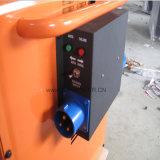 Jogo de gerador Diesel portátil silencioso refrigerado a ar da prima 5kw do baixo ruído
