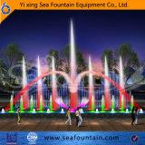 Fontein van de Pijp van de Muziek van het Ontwerp van Seafountain de Naar maat gemaakte 3D