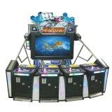娯楽賭ける硬貨によって作動させる買戻しの戦いの平面のアーケード・ゲーム機械