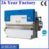 Bohai Marke-für das Metallblatt, das Presse-Bremsen-verbiegende Maschine CNC-100t/3200 verbiegt