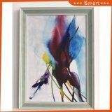 Art chaud de peintures de fleur de tirage photos de toile de vente sur la toile utilisée dans la décoration d'hôtel
