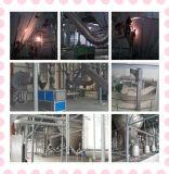 Secador de aerosol de los subproductos de la matanza y de los productos pesqueros