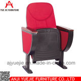 Silla barata Yj1006 del auditorio del asiento de plegamiento del auditorio