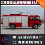 Isuzu 3000liter/3cbmの水漕の消火活動のトラック
