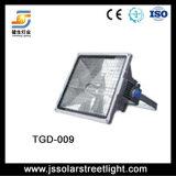 Energiesparendes Solar100w angeschaltenes LED-Flut-Licht