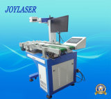 Стабилизированная автоматическая поточная линия машина качества маркировки лазера СО2