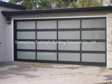 卸し売りアルミニウムガラスおよびPlycarbonateの部門別のガレージのドア