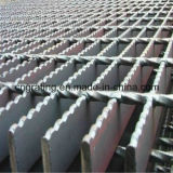 Barra de acero de Haoyuan que ralla para el uso resistente