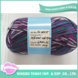 Alliant fibre Dyed Fun Chine Knitting laine Fournisseurs