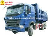 De Vrachtwagens van de Kipwagen van de Vrachtwagen van de Stortplaats van Sinotruck HOWO A7 371HP 6X4