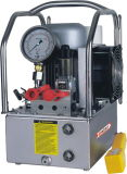 렌치 잭 유압 끌어당기는 사람에 사용되는 전기 유압 펌프