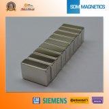N35 Magneet de van uitstekende kwaliteit van het Blok van het Neodymium