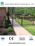 Frontière de sécurité en acier de garantie antiseptique antirouille pour le jardin