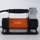 Compresor de aire para vehículos de servicio pesado profesional con alto caudal de aire