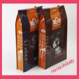 Подгонянные мешки упаковки еды любимчика мешка застежки -молнии слайдера любимчика