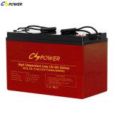 De diepe Batterij van het Gel 12V100ah van het Zonnepaneel van de Batterij van de Cyclus Mariene