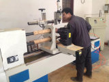 가득 차있는 자동적인 고능률 CNC 사본 선반 기계 3c 16 세기