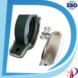O tipo ferro das câmaras de ar de carcaça da braçadeira de tubulação do solo canaliza o acoplamento do reparo