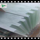 vidro de folha de vidro revestido Tempered Photovoltaic da célula solar de 3.2mm