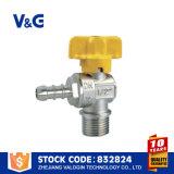 Vávula de bola del gas de la válvula de control de gas (VG-A63041)