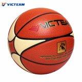 Microfiber PU-echtes Leder 29.5 Zoll-Basketball
