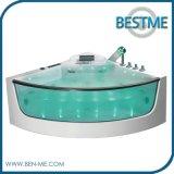 共通の永続的なマッサージのアクリルの浴槽(BT-A1008)