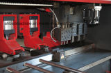 V машина паза для обрабатывать нержавеющую сталь