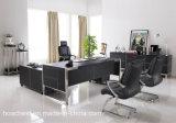 オフィスのための現代様式の事務机は使用した(V2)