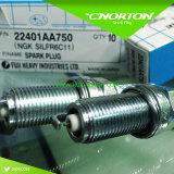 Свеча зажигания 22401AA750 Silfr6c11 для Subarus