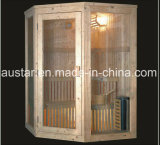 Stevige Houten Infrarode Sauna met Aangepaste Grootte (bij-8601)