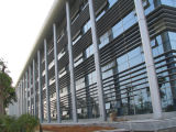 Panneaux composés importés de miroir en aluminium utilisés pour la décoration
