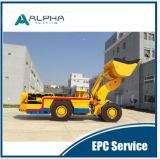 Caricatore trasportatore ribaltabile diesel LHD di Hotselling Alhd3