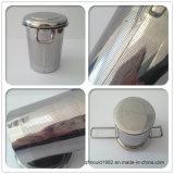 Шарик чая Infuser сетки удобной нержавеющей стали высокого качества свободный с двойной ручкой